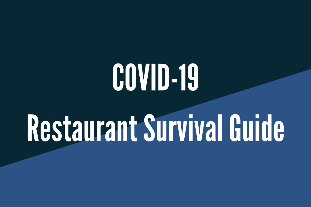 covid-19 restaurant sales survival guide