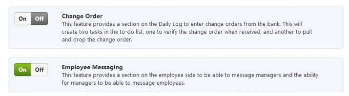 employee messaging