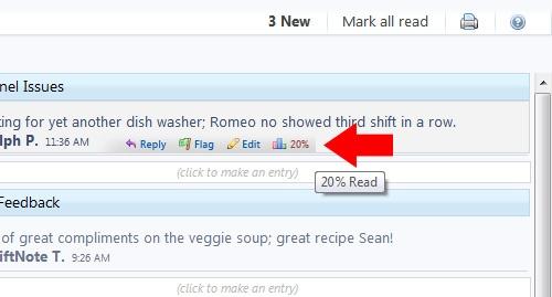 percent-read