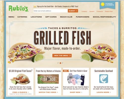 rubios website