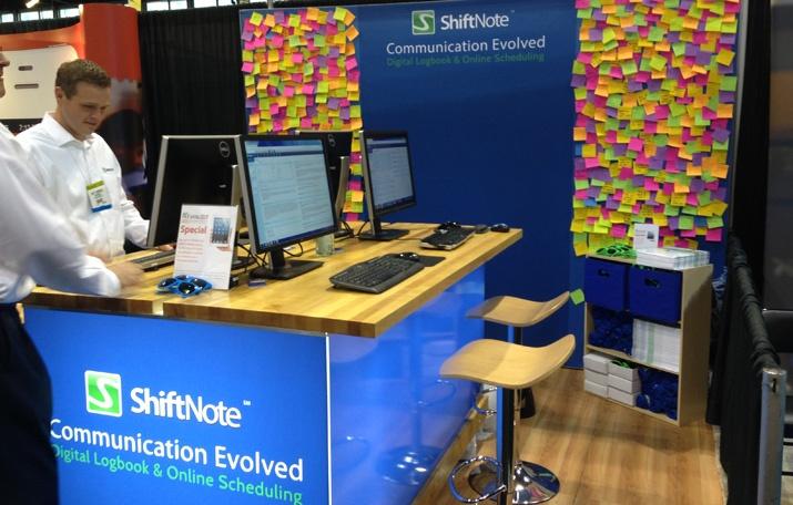 shiftnote-booth